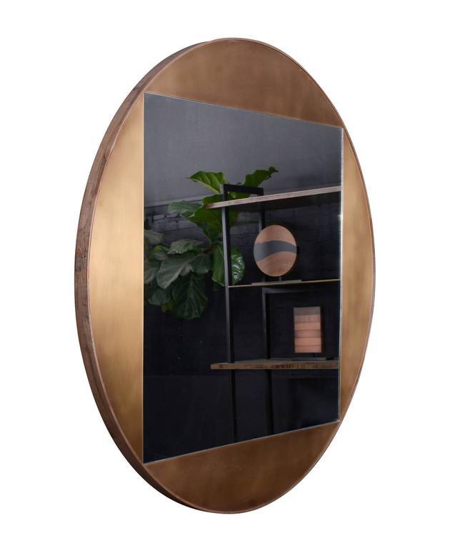 Gotham Round Mirror 2