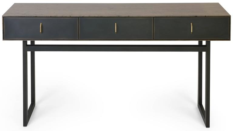 Gotham Console Table at 1stdibs