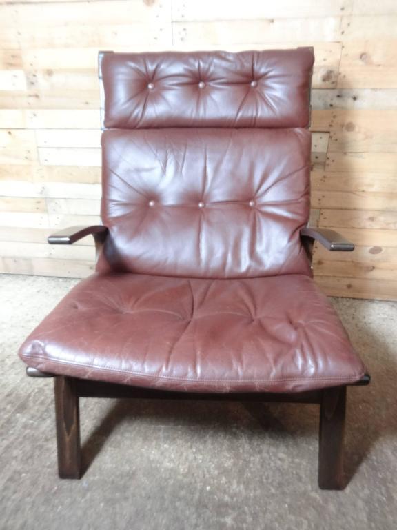 Mid Century Modern  1960  Retro Danish Ingmar Relling Siesta Lounge Chair 3. Mid Century Modern  1960  Retro Danish Ingmar Relling Siesta