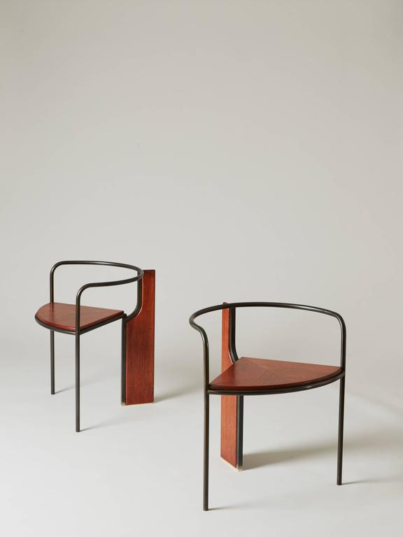 PAST PRESENCE is a collaboration between design studio founders Jean and Oliver Pelle of PELLE, and antique dealer and jewelry designer Russell Whitmore of Erie Basin. The collection brings together PELLE's modern design sensibilities with
