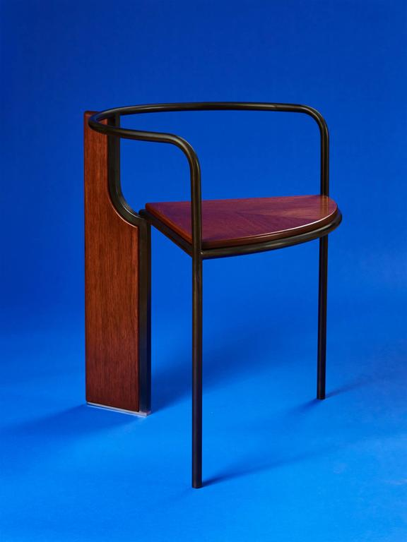 American Fin Chair by Pelle and Erie Basin For Sale
