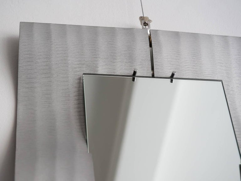Post-Modern Etched Aluminum