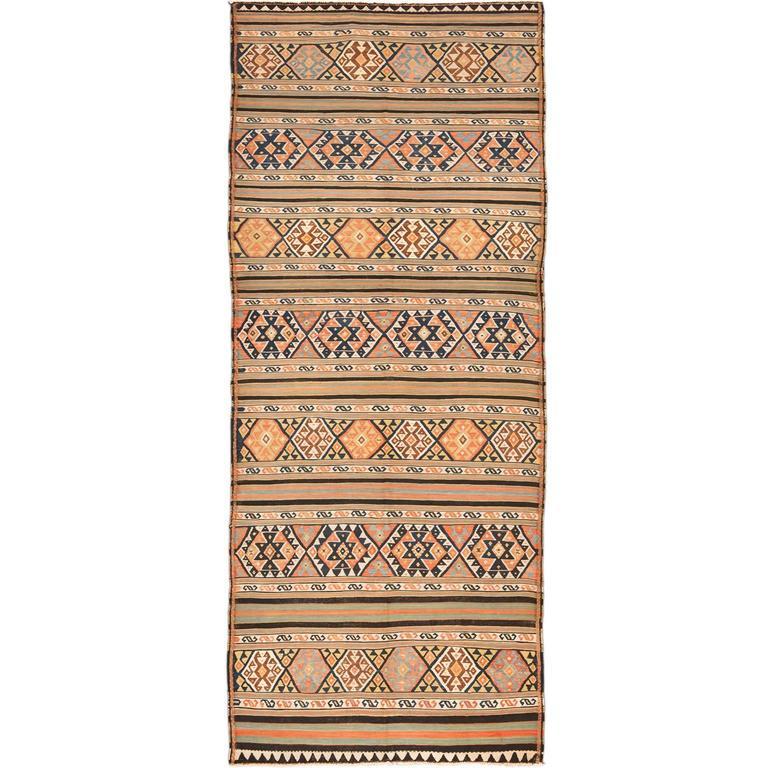 Antique Caucasian Kilim For Sale At 1stdibs