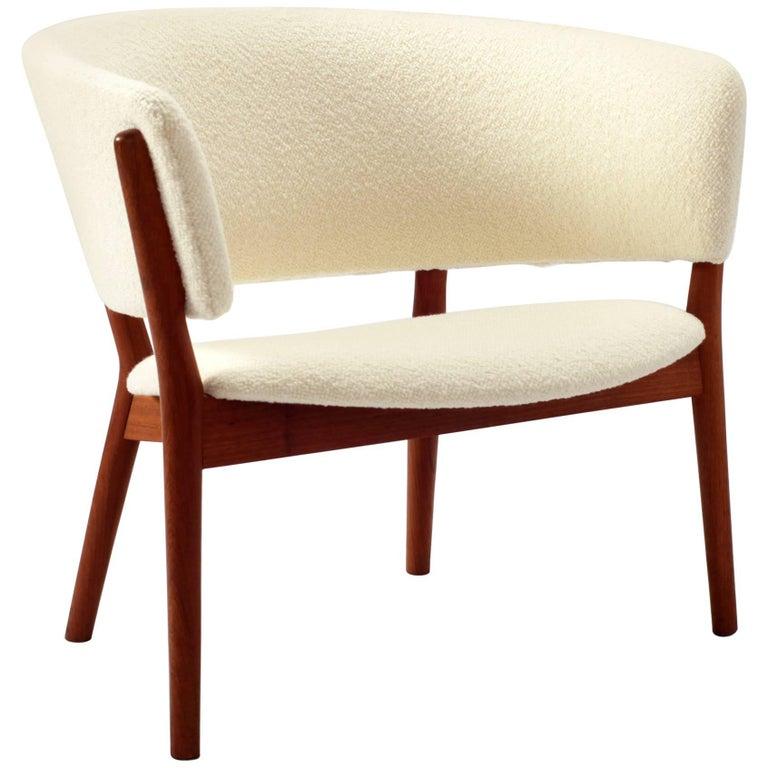 Nanna Ditzel Lounge Chair, 1950s