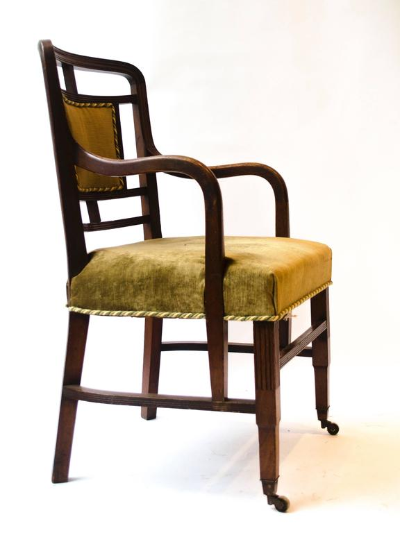 Rare Anglo-Japanese Armchair, E W Godwin For Sale at 1stdibs