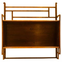 Anglo-Japanese Set of Mahogany Wall Shelves in the Manner of E. W. Godwin