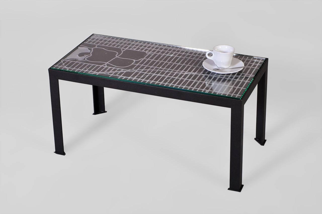 Manhattan Coffee Table In Black Marquina Marble For Sale At 1stdibs