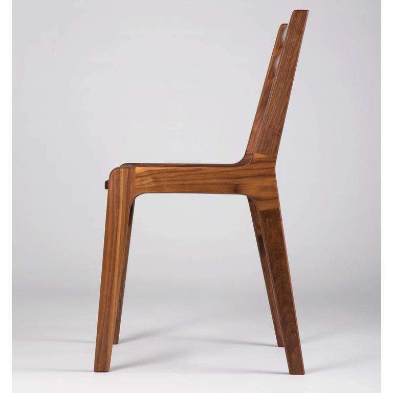 Is there any piece as central and versatile in our homes as the dining chair? We need them to be functional yet formal, comfortable yet upright. The Fenelon is the balance, equally at home at a kitchen table, in a dining room or pulled into a