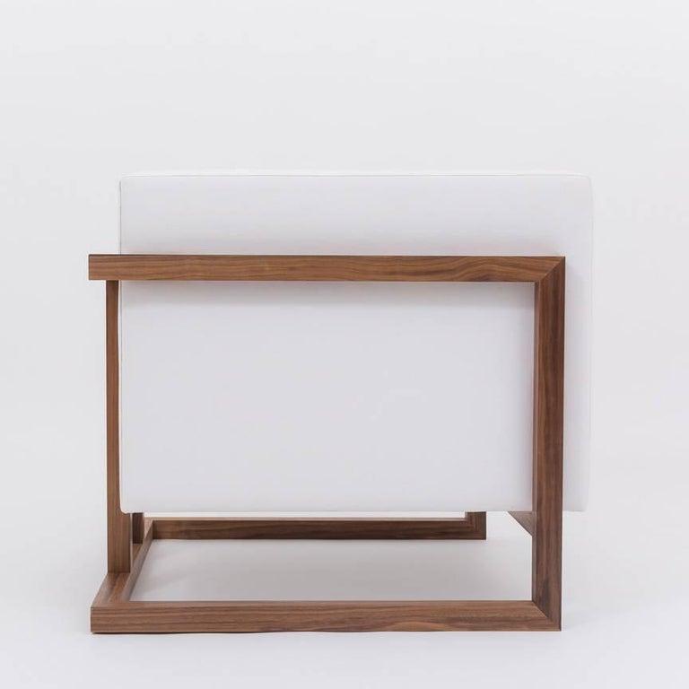 Canvas Gitana Club Chair For Sale