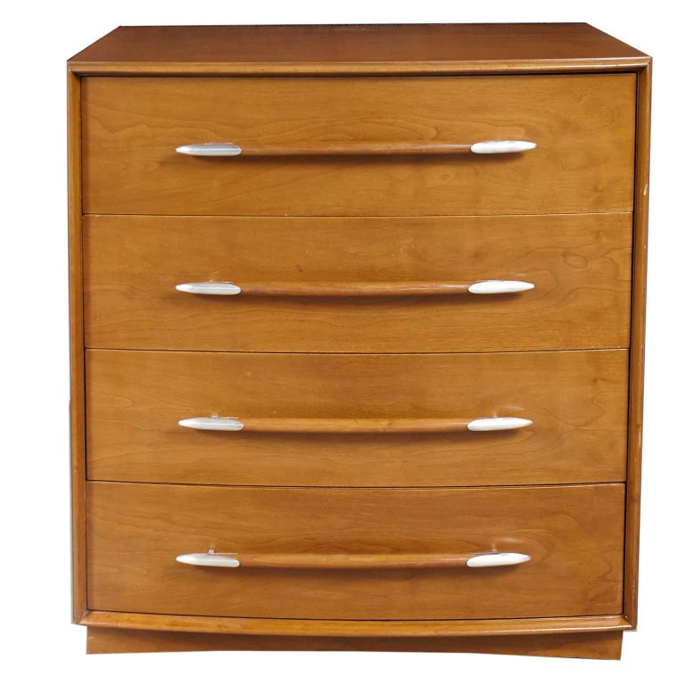T.H. Robsjohn-Gibbings Chest of Drawers for Widdicomb