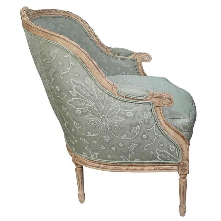 American Pair of Harden French Carved Armchairs For Sale