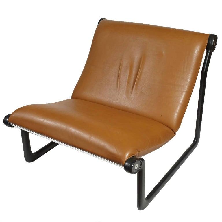 Hannah Morrison for Knoll Sling Chair