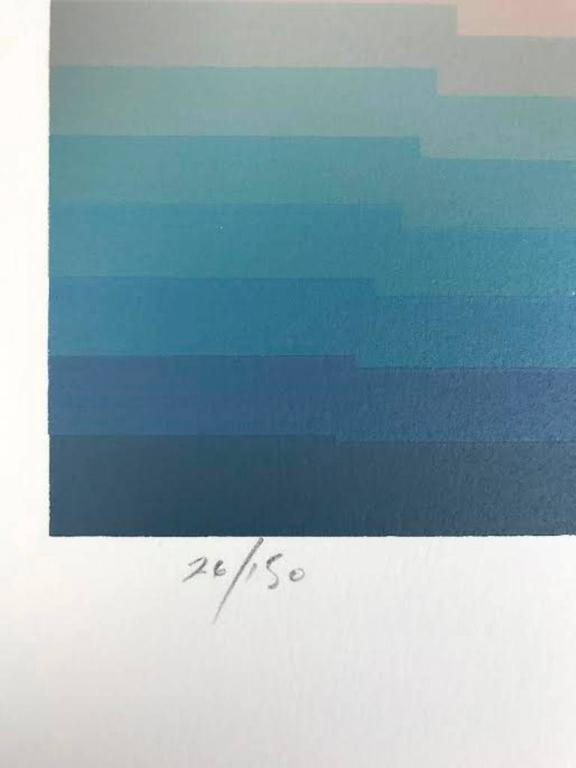 Roy Ahlgren Silk Screen Print