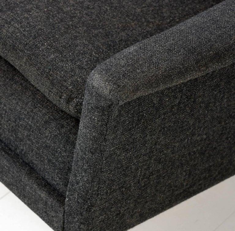 Original Scandinavian Modern Lounge Chair by Folke Ohlsson & Fritz Hansen For Sale 2