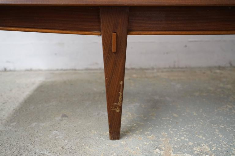 1960s Danish Credenza : A mid century s period danish inspired sideboard credenza