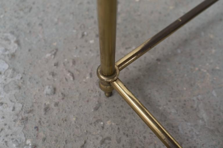 Pair of Brass Nesting Tables For Sale 3
