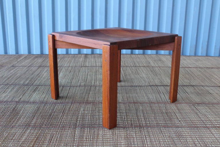 Mid-20th Century Danish Modern Teak Tray Table by Jens Quistgaard For Sale