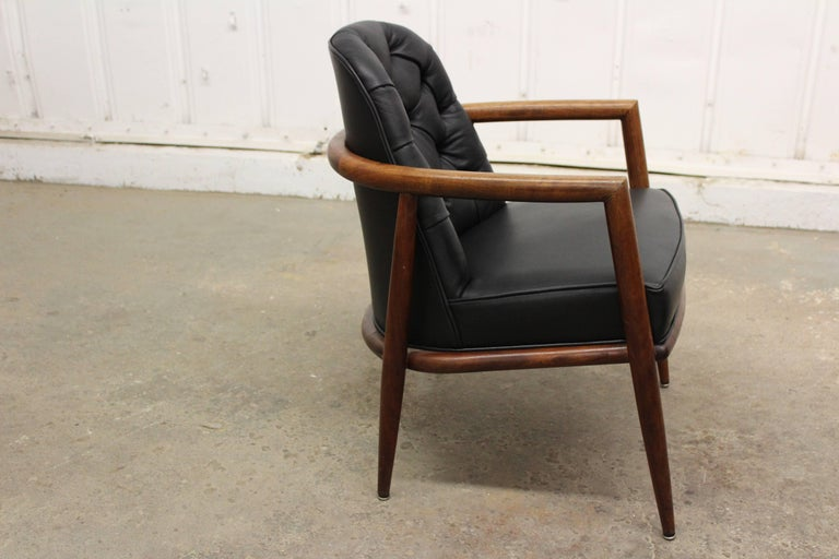 Armchair by T.H. Robsjohn-Gibbings For Sale 1
