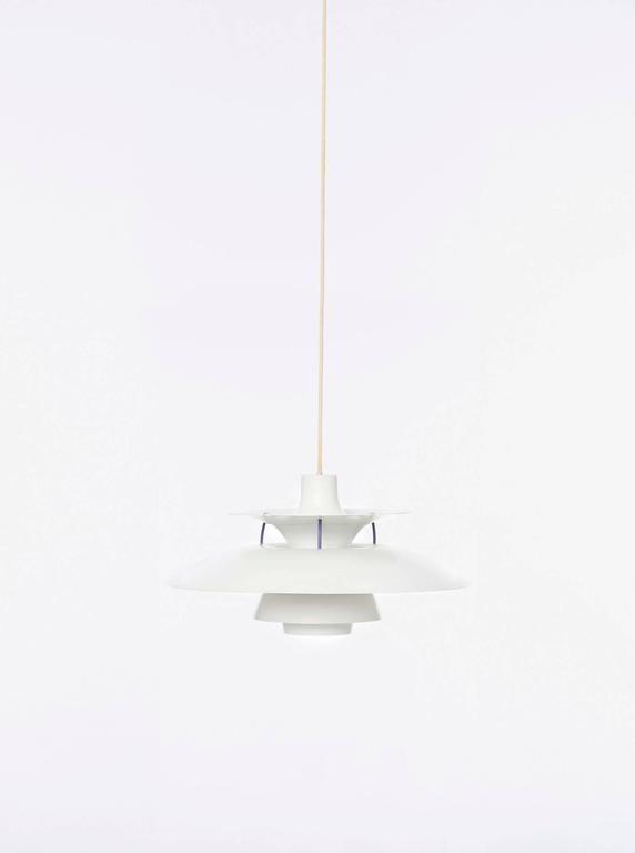Vintage ph5 hanging lamp designed by poul henningsen for louis a vintage ph5 hanging lamp designed by poul henningsen for louis poulsen first manufactured in aloadofball Image collections