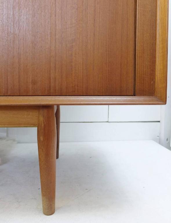 1960s Teak Sideboard Designed by Arne Vodder for Sibast Møbler, Denmark 4