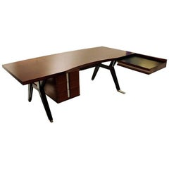 """Terni"" Ico Parisi Desk for Mim Editions, Italy, 1958"
