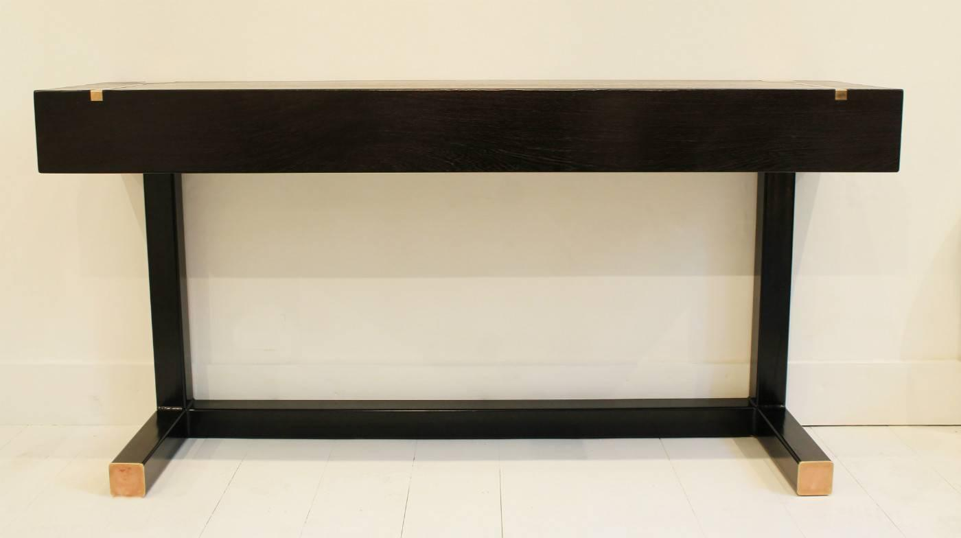 contemporary console table original j wabbes 1960 39 s. Black Bedroom Furniture Sets. Home Design Ideas