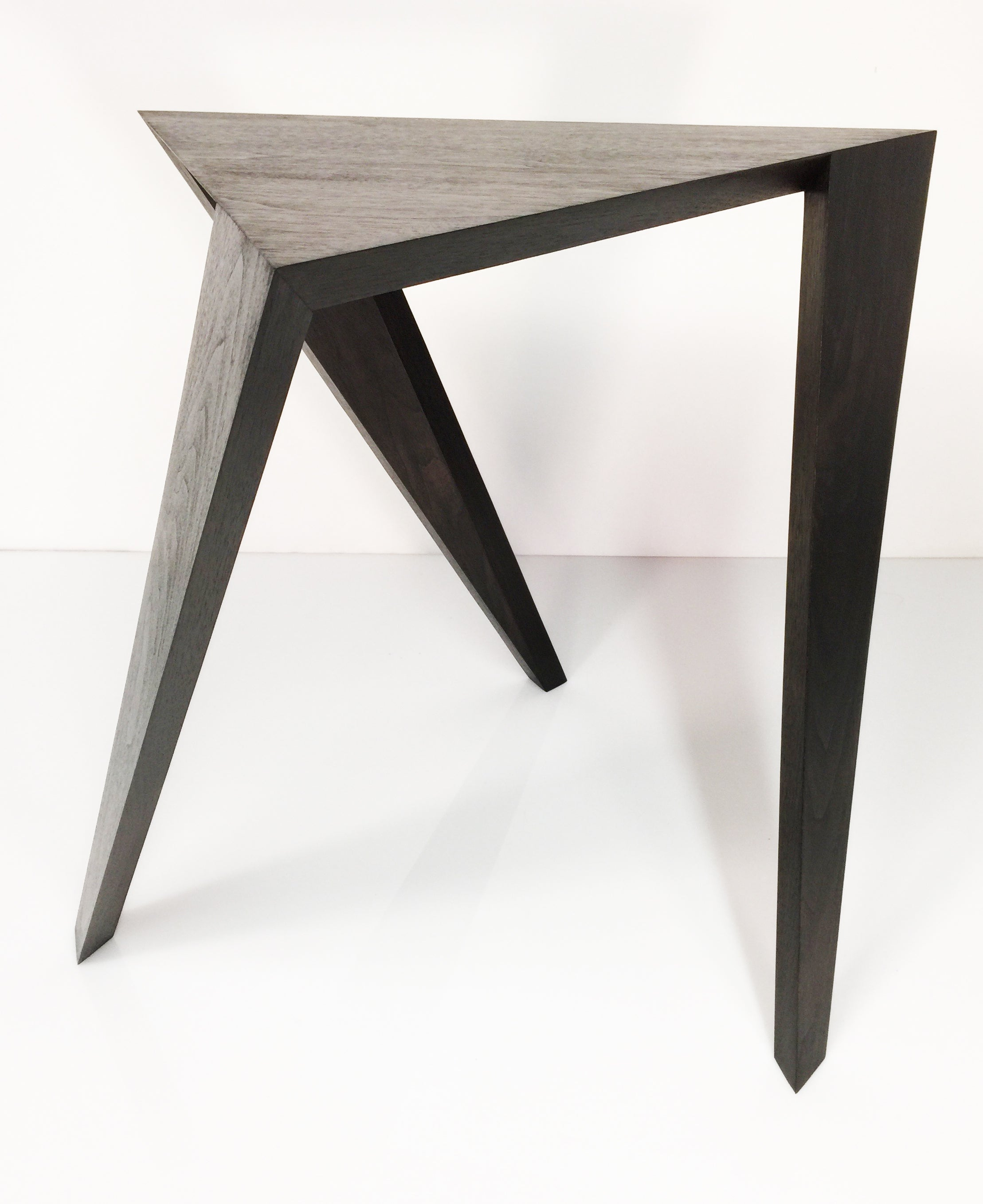 william earle peri wood stacking side or occasional tables design