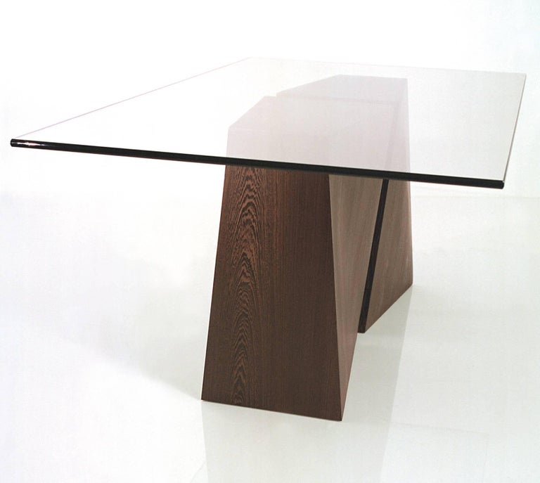 William Earle Aan / Aix Dining Table Bases, Paired 2