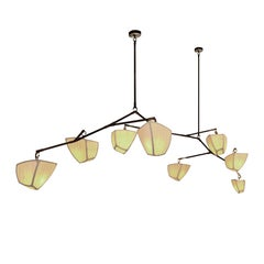 Cassiopeia 8: 2A3B3C Mobile Chandelier