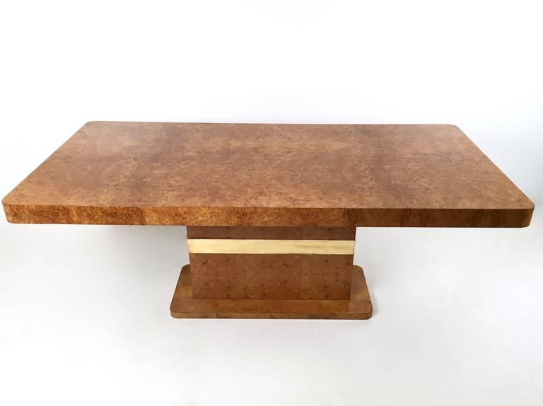 Table by willy rizzo 1970s for sale at 1stdibs for Table willy rizzo