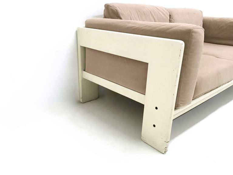 sofa bastiano by tobia scarpa for knoll 1970s at 1stdibs. Black Bedroom Furniture Sets. Home Design Ideas