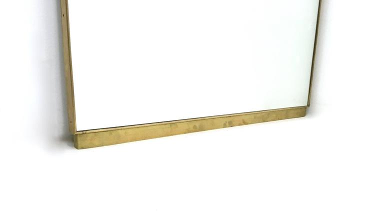 Italian Illuminated Coat Rack Ascribable to Fontana Arte, 1940s-1950s For Sale 5