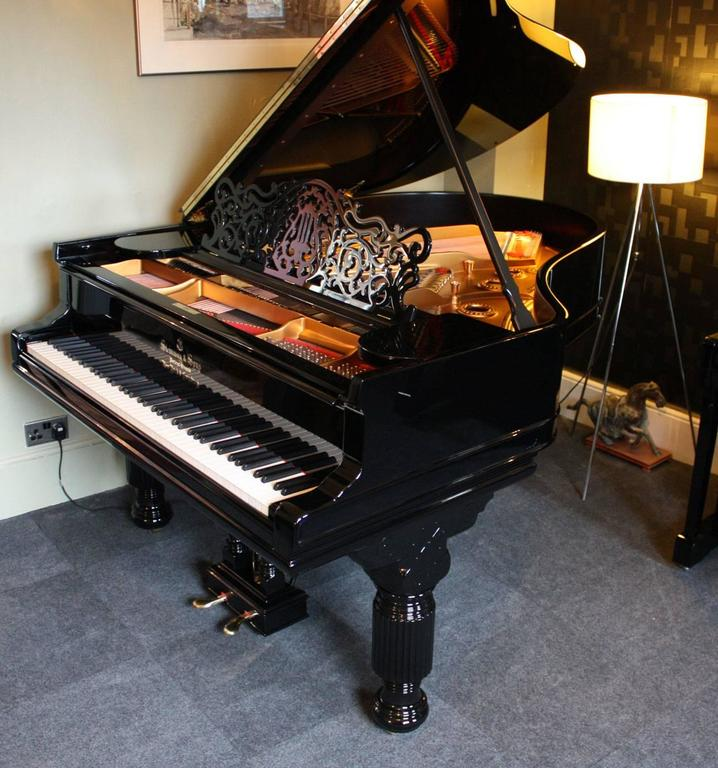 Steinway Model a Restored Grand Piano 5