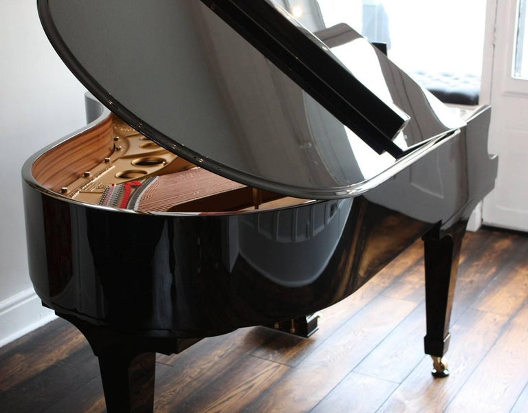 Steinway Model O Restored Grand Piano 2