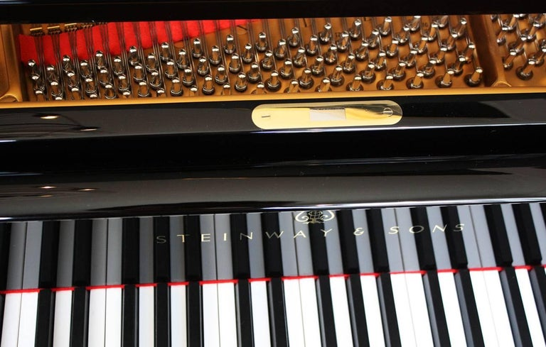 Steinway Model O Restored Grand Piano 5
