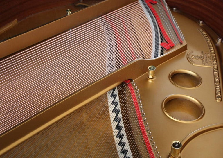 Steinway Model O Restored Grand Piano 6