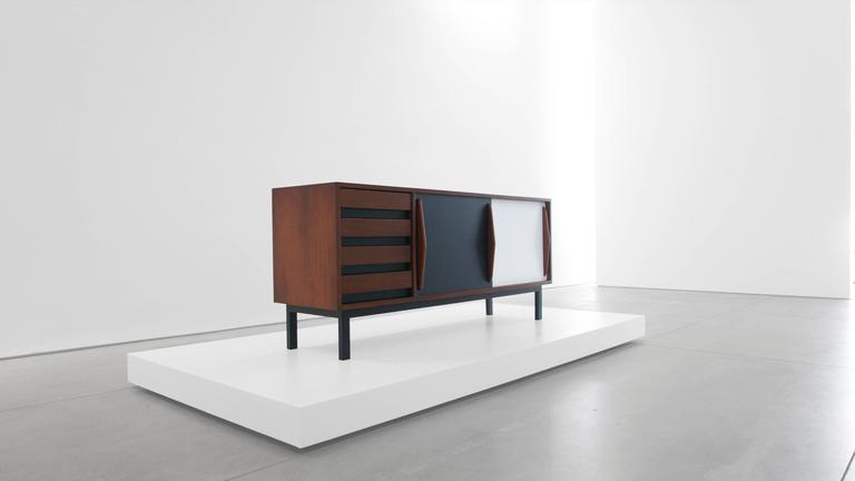 Mid-Century Modern Charlotte Perriand Cabinet from Cité Cansado, Mauritania