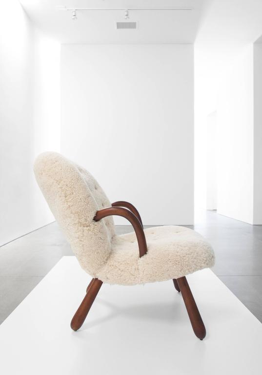 Philip Arctander 'Clam' Chair 2