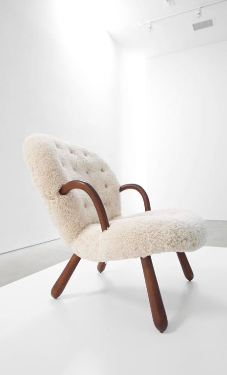 Philip Arctander 'Clam' Chair 3