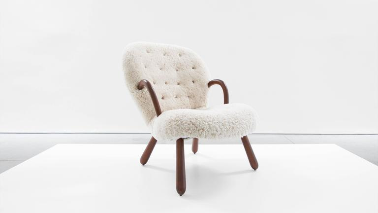 Philip Arctander 'Clam' Chair 5