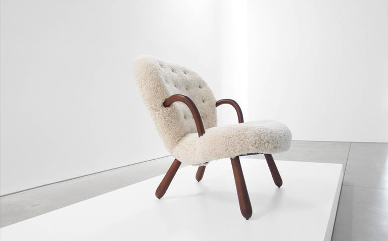 Philip Arctander 'Clam' Chair 4