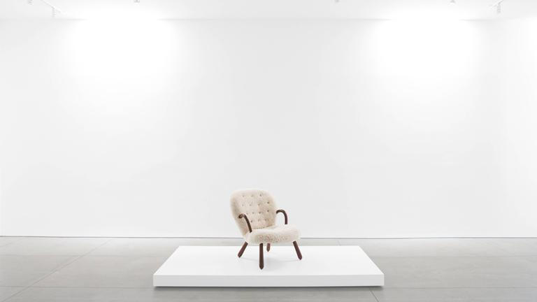 Philip Arctander 'Clam' Chair 6