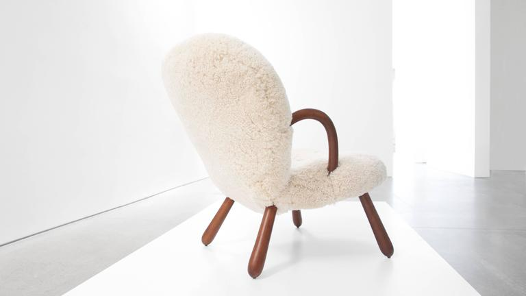 Philip Arctander 'Clam' Chair 7