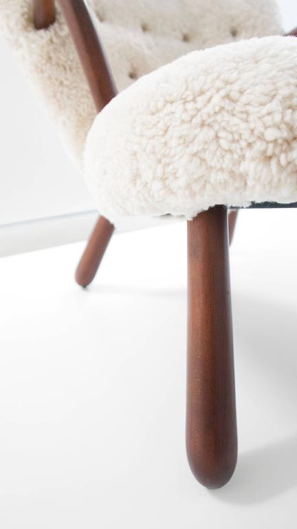 Philip Arctander 'Clam' Chair 9