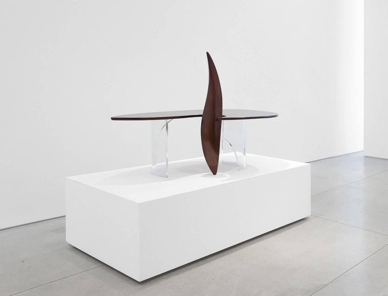 American Michael Coffey 'Encounter' Coffee Table For Sale