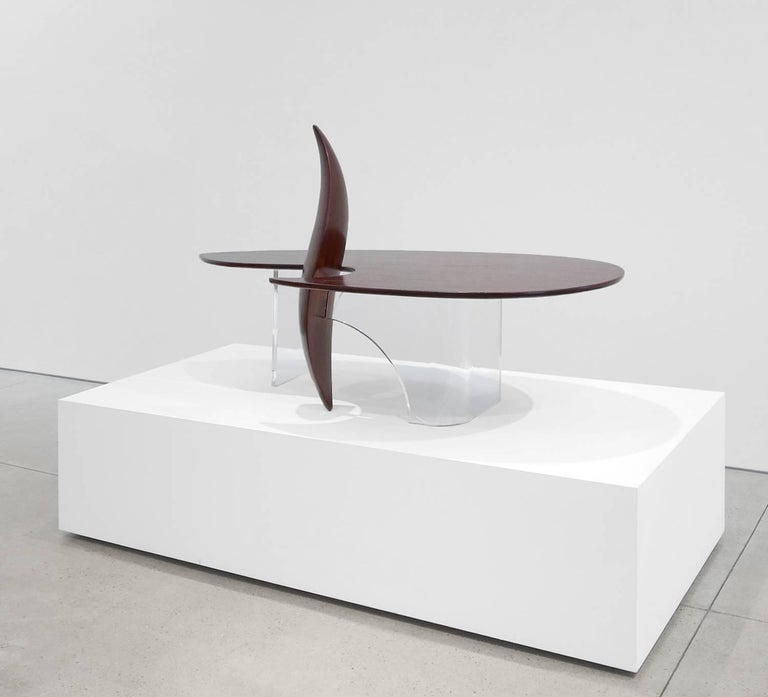 Late 20th Century Michael Coffey 'Encounter' Coffee Table For Sale