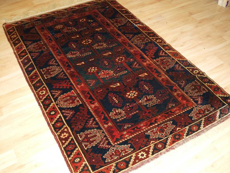 Turkish Dosemealti Rug Of The Traditional Design For This Town Circa 1920 For Sale At 1stdibs