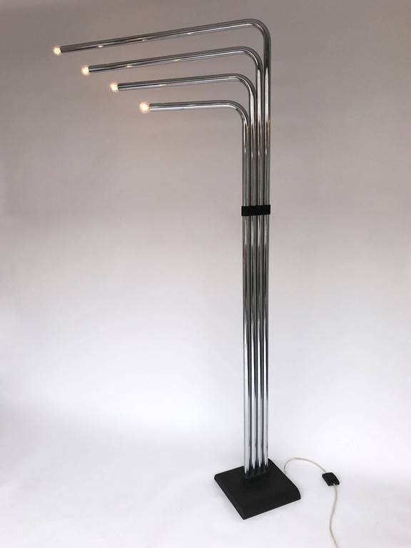 Floor Lamp By Reggiani Italy 1970s At 1stdibs