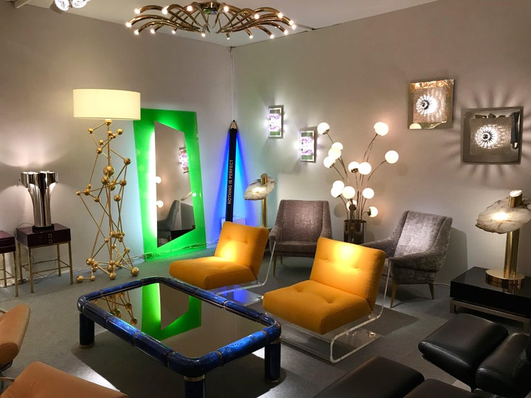 Lightning Mirror by Nanda Vigo for Glass Italia, Italy, 2008 In Excellent Condition For Sale In SAINT-OUEN, FR