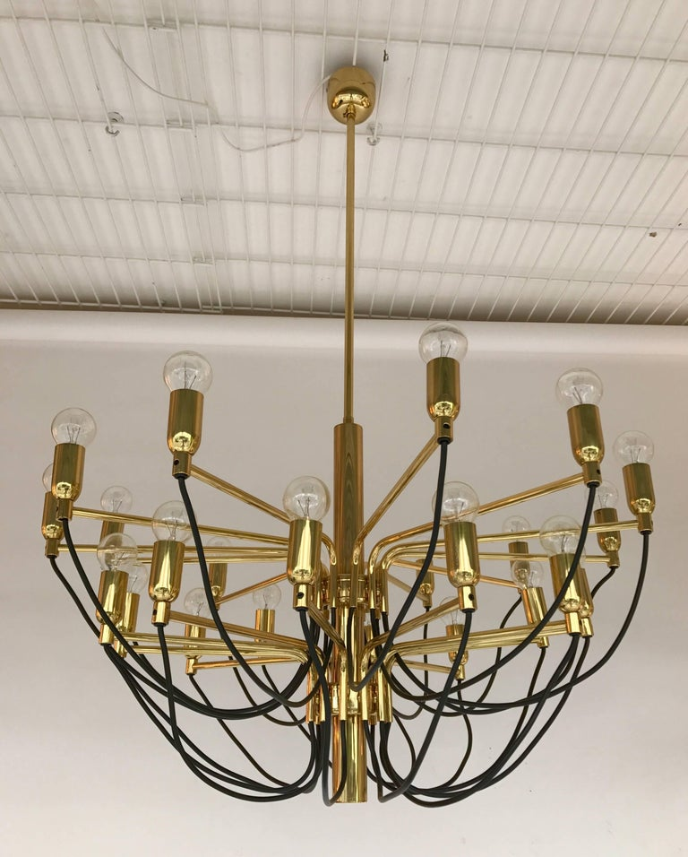 Pair of Chandeliers by Staff Leuchten, Germany, 1980s For Sale at ...
